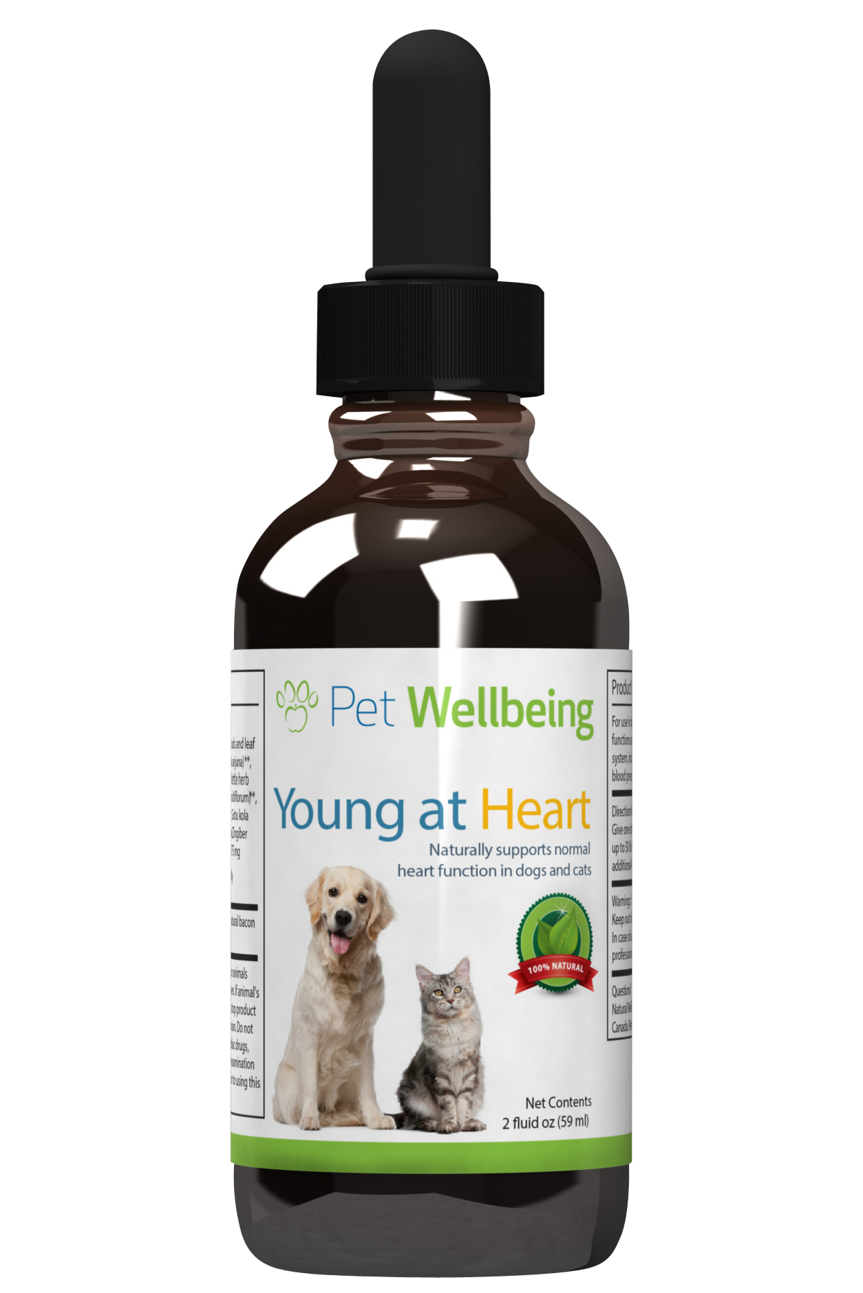 Young at Heart, 2oz, for Dogs & Cats