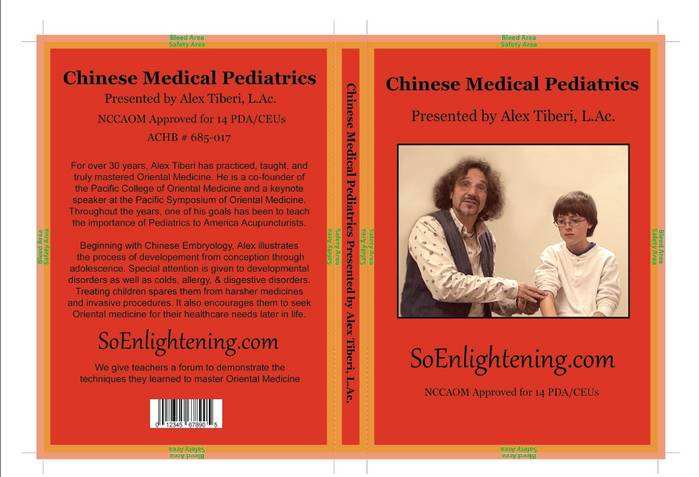Chinese Medical Pediatrics - 13 PDA's (DVD)
