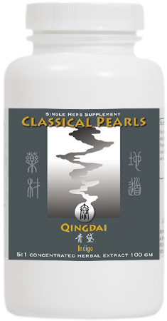 Qing Dai Single Herb Extract, 100g