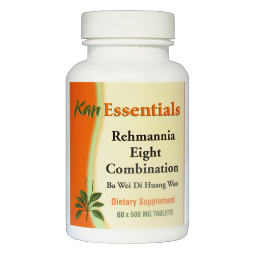 Rehmannia Eight Combination, 60 tablets