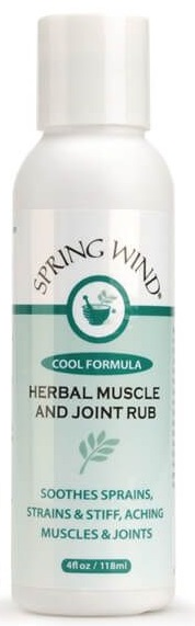 Herbal Muscle and Joint Rub, Cool