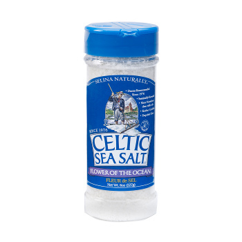 Flower of the Ocean Celtic Sea Salt, 8 oz