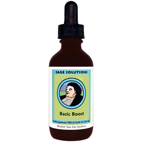 Basic Boost  (Tired Solution), 2oz