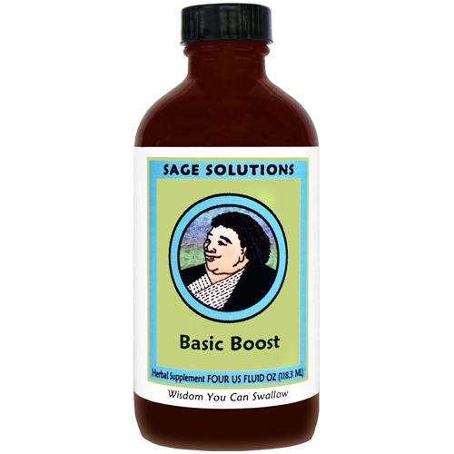 Basic Boost  (Tired Solution) - 4 oz