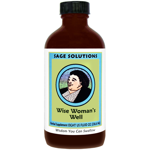 Wise Woman's Well, 8 oz.
