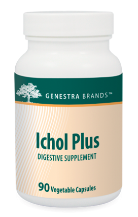 Ichol Plus, 90 Capsules (Expires 11/19)