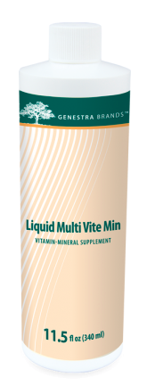 Liquid Multi Vite Min, 340ml