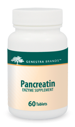 Pancreatin, 60 Tablets (Expires 10/19)