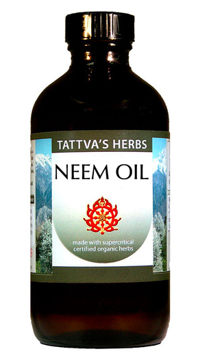 Neem Oil - Organic, 1oz