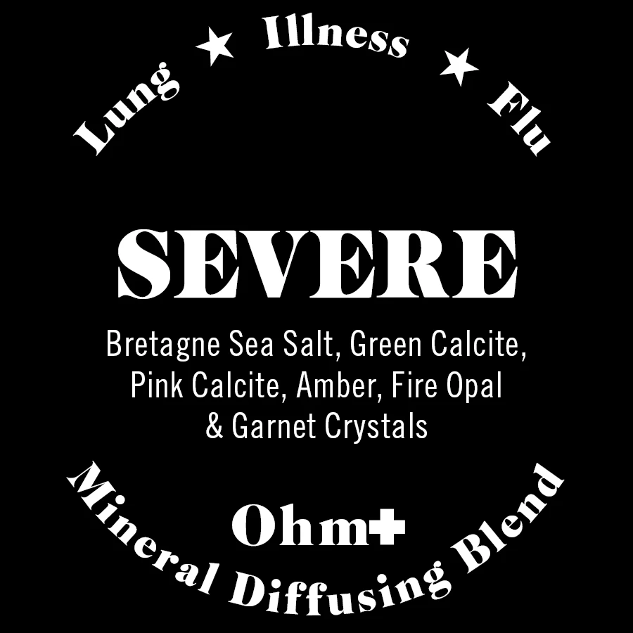 Severe, Mineral Diffusing Blend