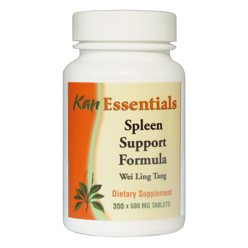 Spleen Support Formula, 300 tablets