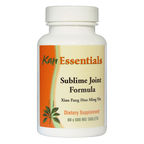 Sublime Joint Formula, 60 tablets