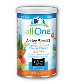 Active Seniors 10 Day Powder