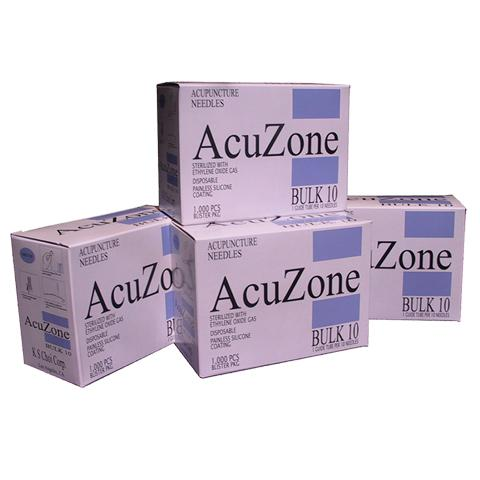 .25x40mm - AcuZone Bulk Ten Acupuncture Needle