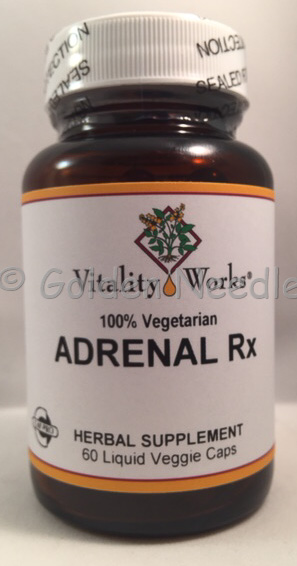 Adrenal RX Liquid Veggie Caps, 60ct (EXPIRES 07-2021)