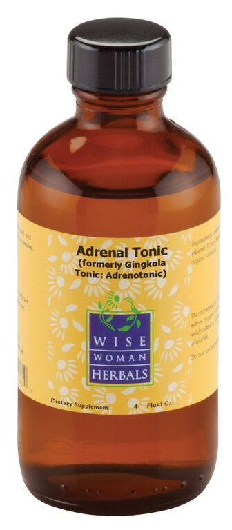 Adrenal Tonic, 4 oz
