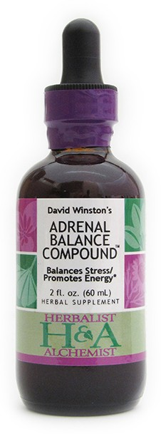 Adrenal Balance Compound, 16 oz.
