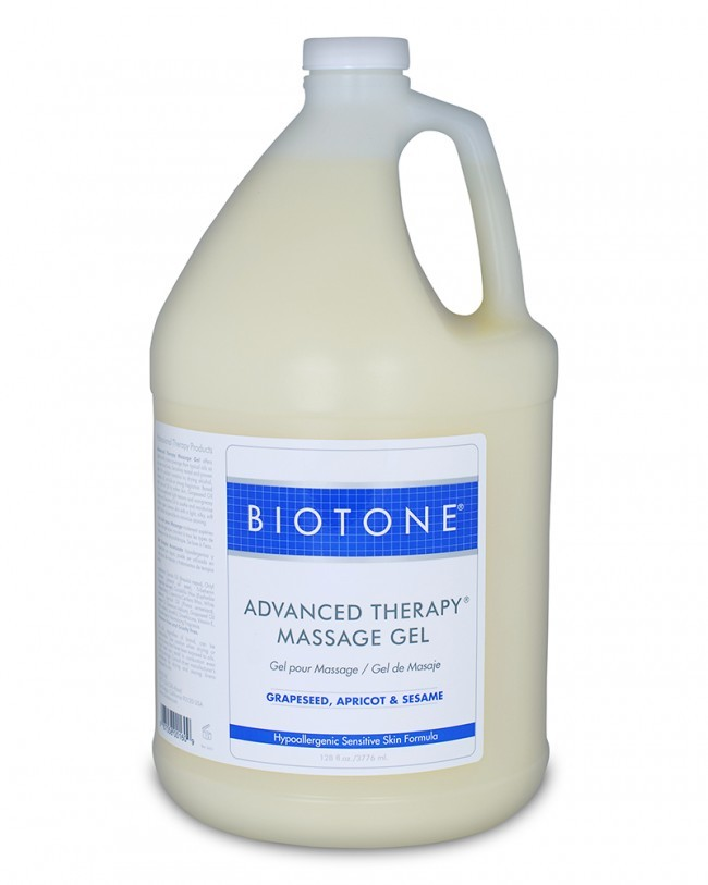 Advanced Therapy Massage Gel,  1 Gal (PACKAGED 08-2019)