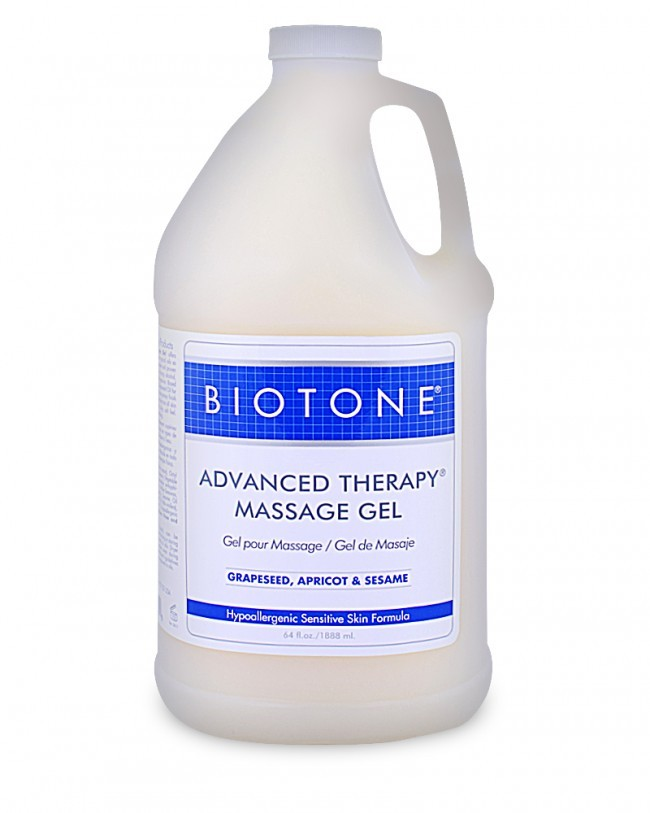 Advanced Therapy Massage Gel,  1/2 Gal