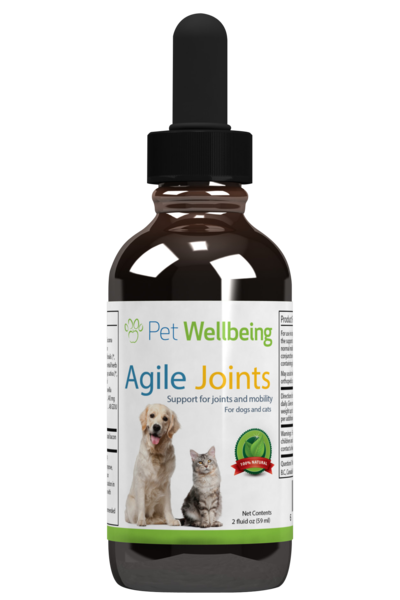 Agile Joints, 2oz, for Dogs & Cats