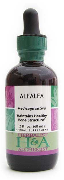 Alfalfa Extract, 16 oz.
