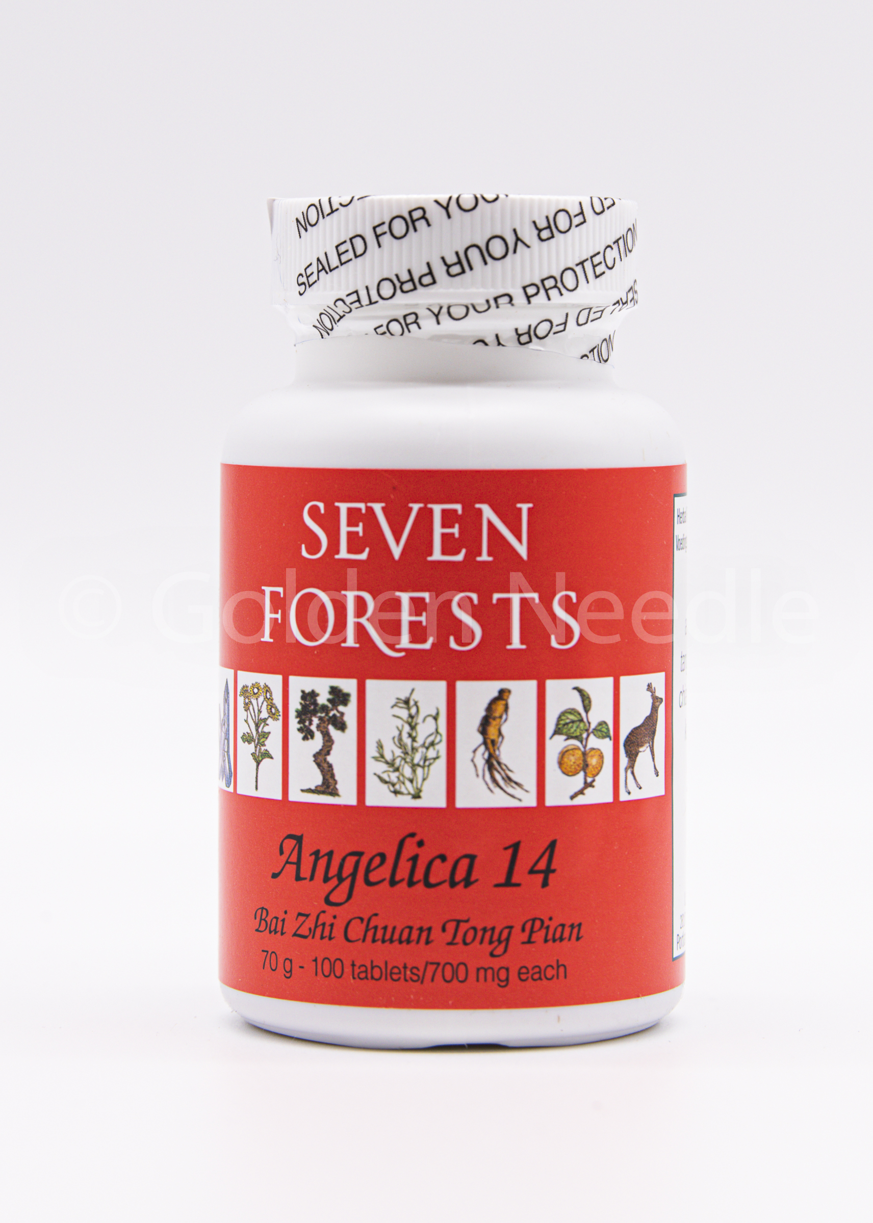 Angelica 14, 100 tablets