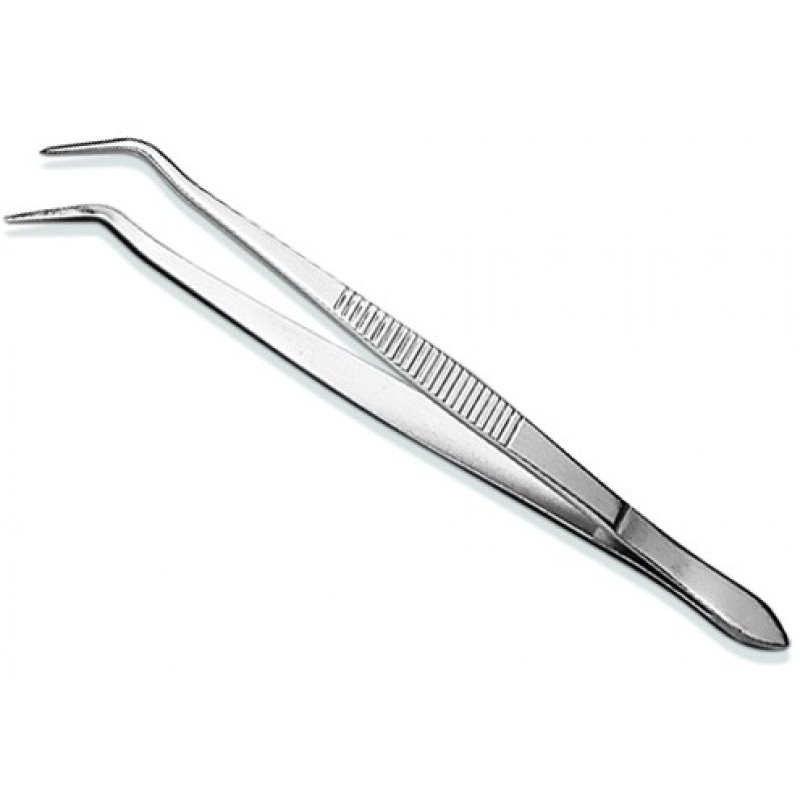 Angle-Tipped Forceps