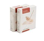 .30 x 30mm Asiamed Silver Plated Acupuncture Needle