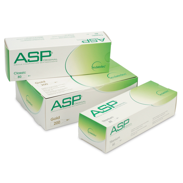 Stainless Steel - ASP Semi-Permanent Ear Needles, 200ct