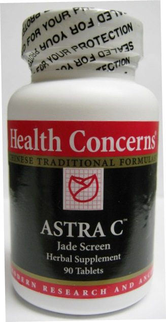 Astra C (Jade Screen Herbal Supplement)