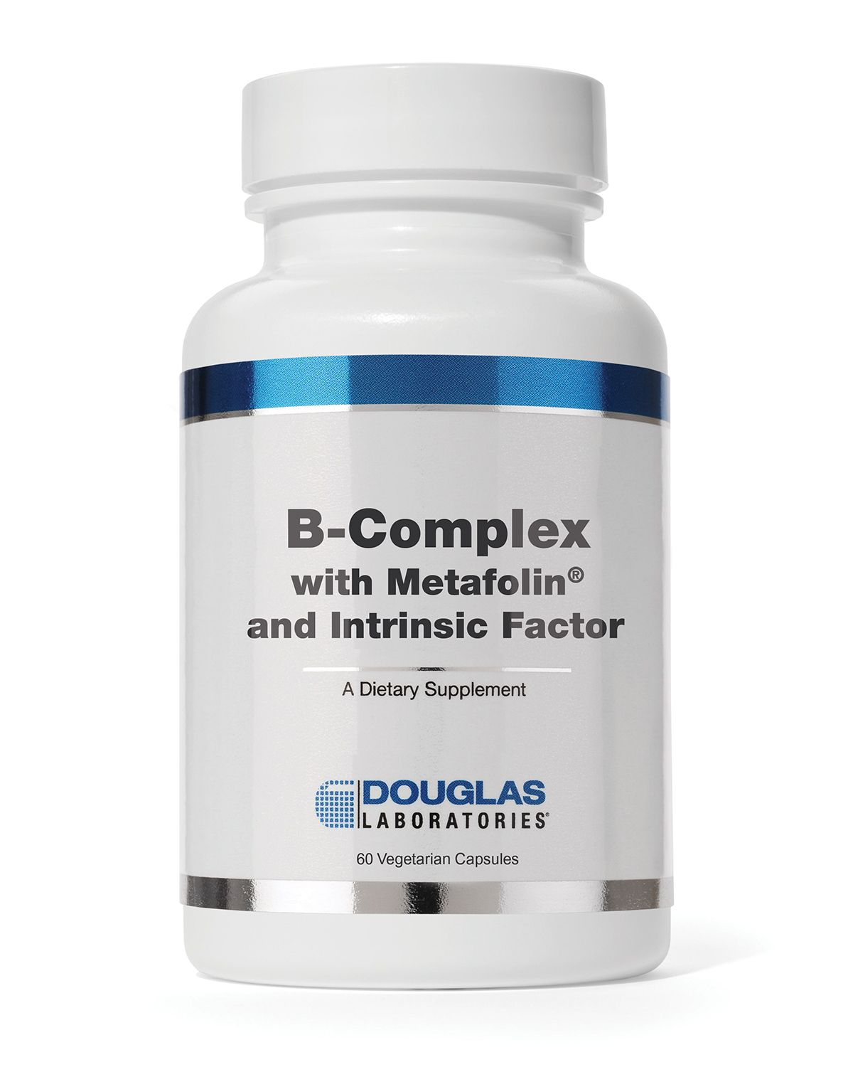 B complex with Metafolin and Intrinsic Factor