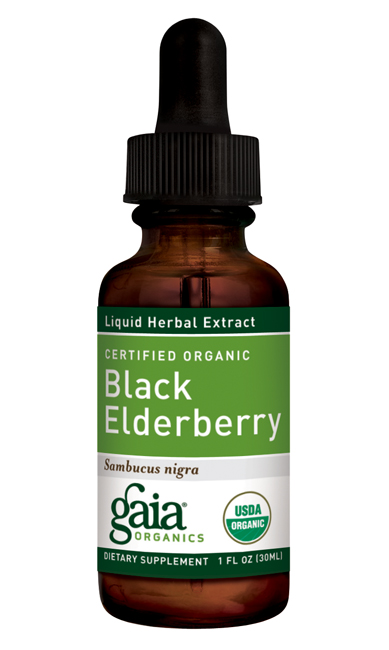 Black Elderberry (Organic), 2 oz