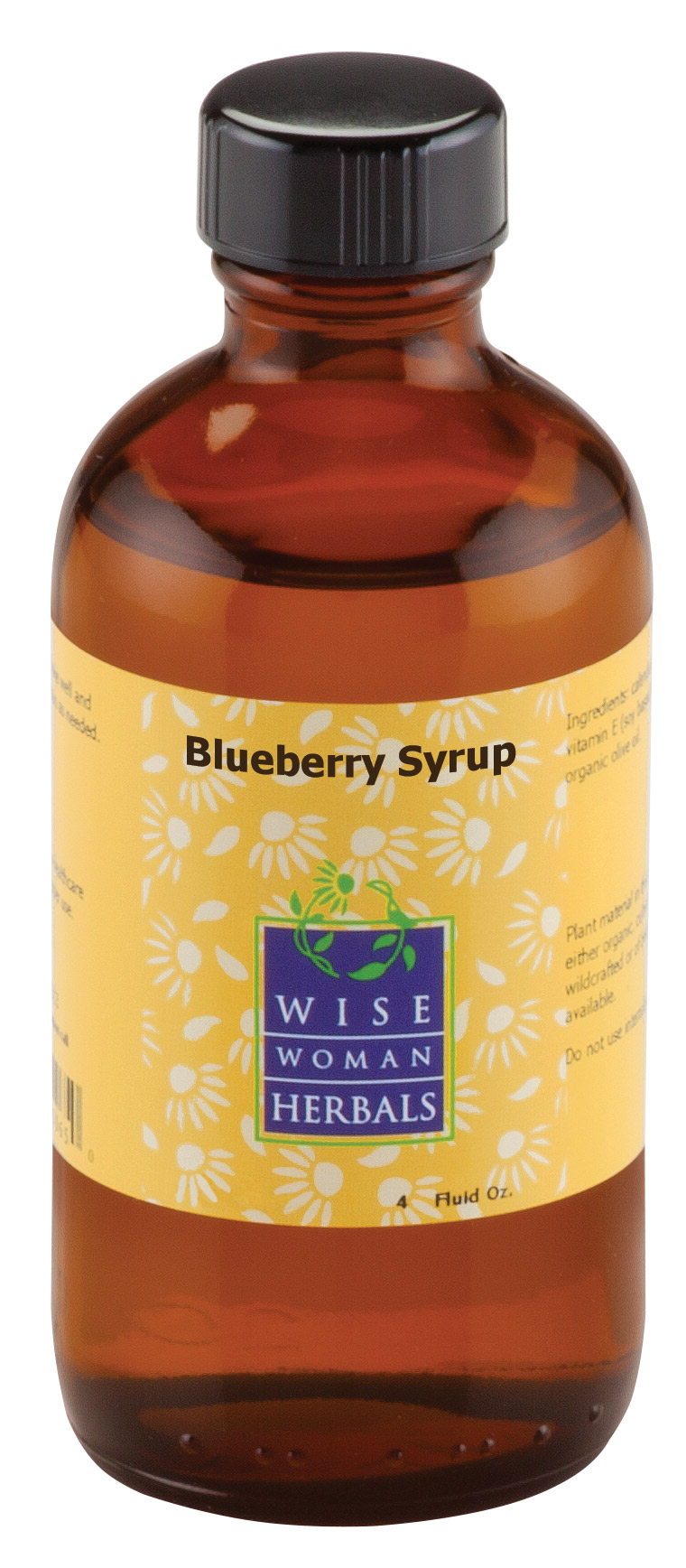 Blueberry Syrup, 2 oz (Expires 12/19)