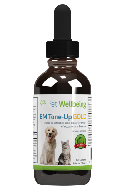BM Tone-Up Gold, 2oz, for Dogs & Cats