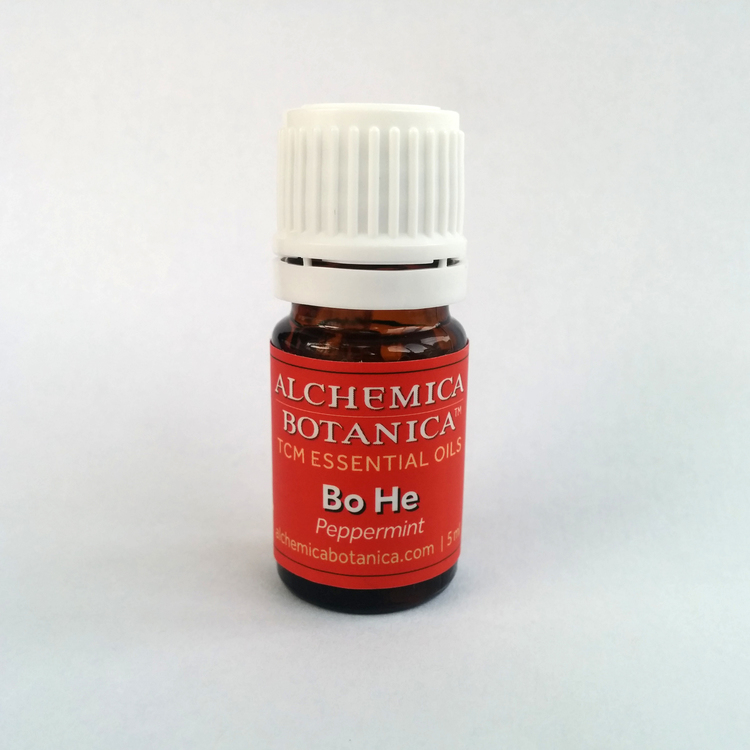 Bo He - Peppermint, 5ml