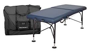 Boss and Case Portable Massage Table Package