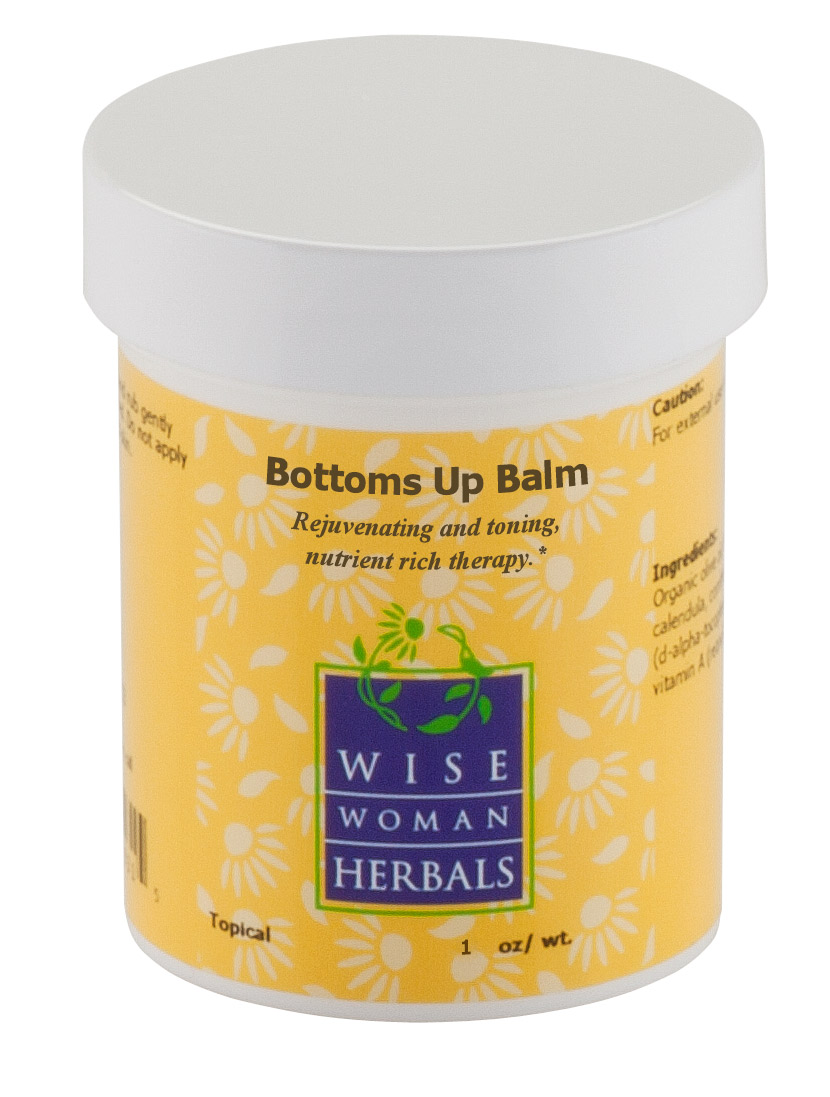 Bottoms Up Balm, 2 oz (expires 8-24-2020)