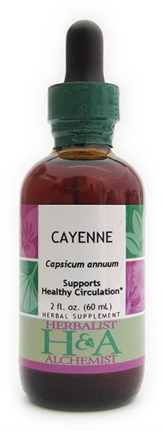Cayenne Extract, 2 oz.