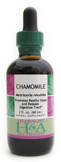 Chamomile Extract, 1 oz.