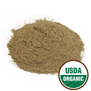 Chaste Tree Berries Powder, Organic, 1 lb.