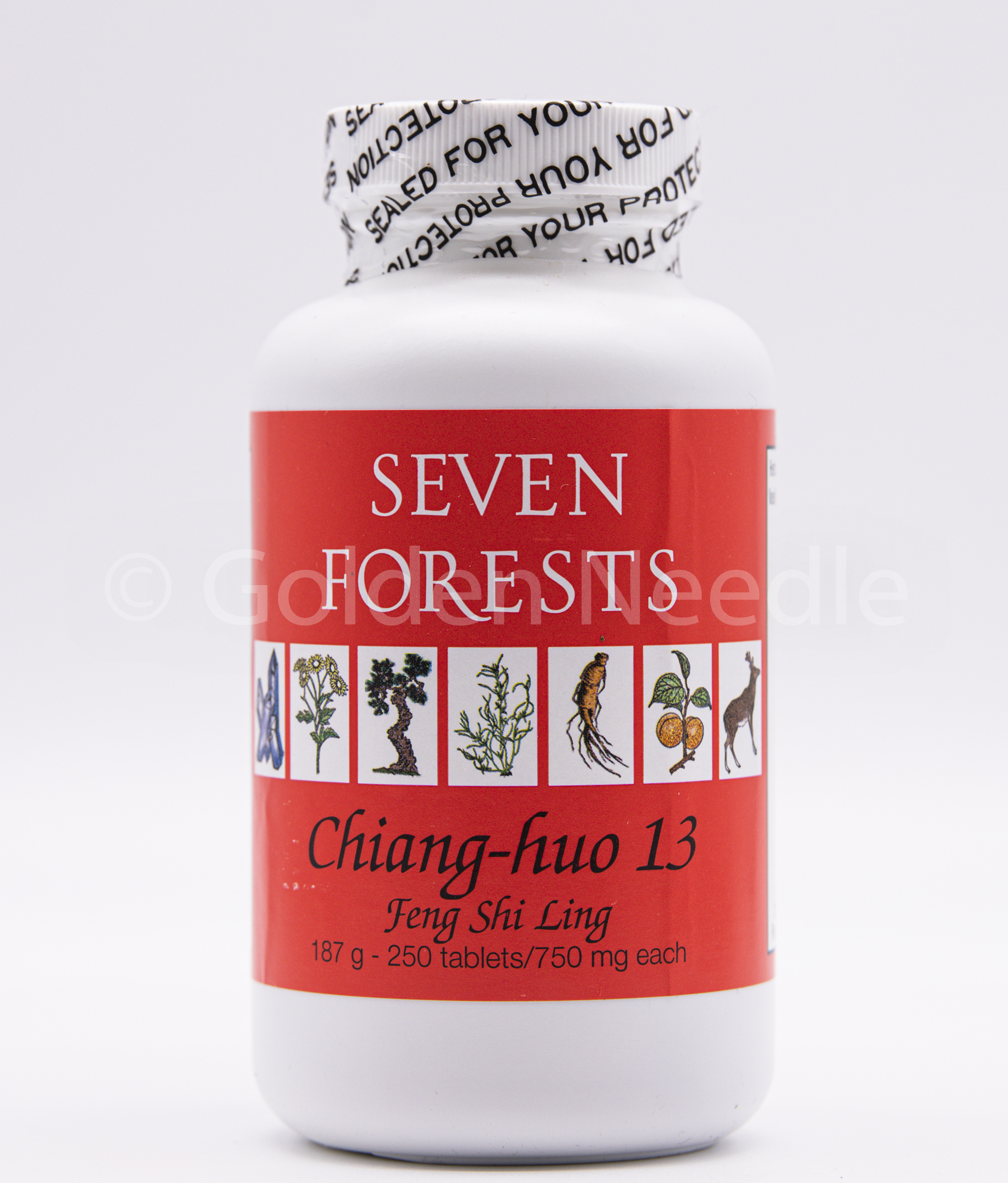Chiang-huo 13, 250 tablets