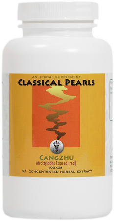 Cang Zhu Single Herb Extract, 100g