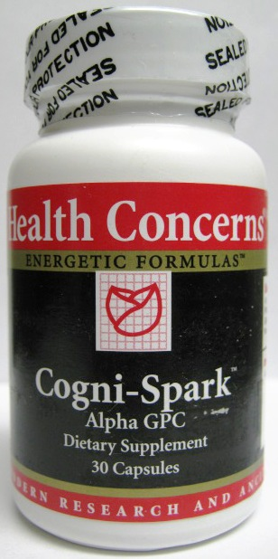 Cogni-Spark (Alpha GPC Dietary Supplement)