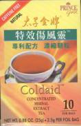 ColdAid Concentrated Herbal Extract Tea