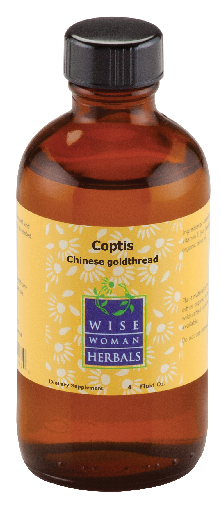 Chinese Goldthread (Coptis chinensis), 2 oz