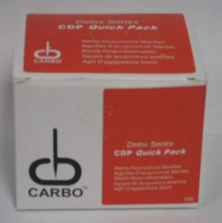 .22x13mm - Carbo Detox Acupuncture Needle