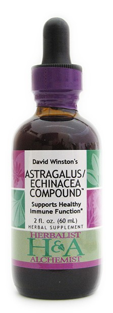 Astragalus/Echinancea Compound, 1 oz.