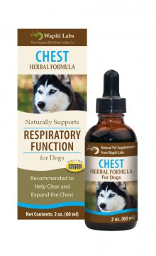Dog Chest Formula, 2oz.