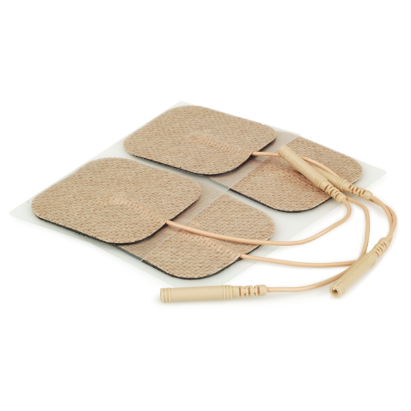 """1.9"""" x 1.9'' Self Adhesive TENS Electrodes - Square"""