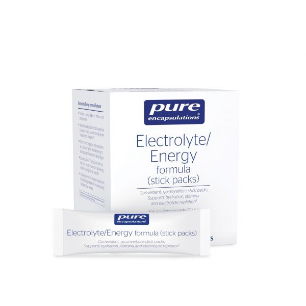 Electrolyte/Energy Formula Stick Packs
